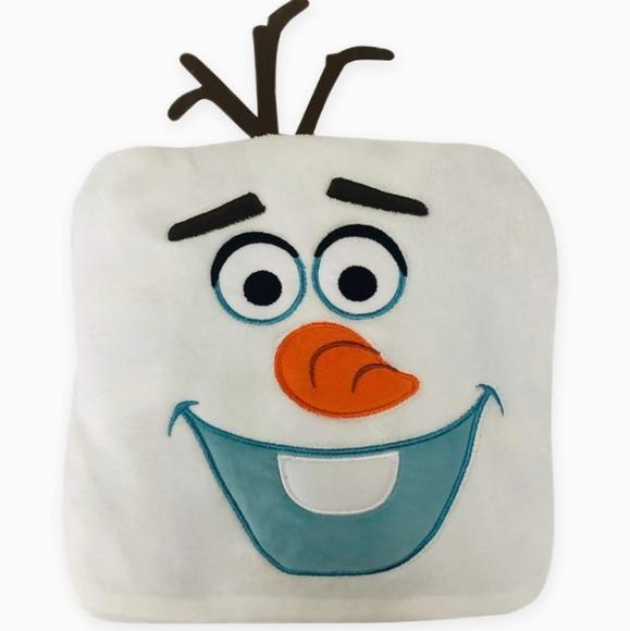Olaf Convertible Fleece Throw-Frozen